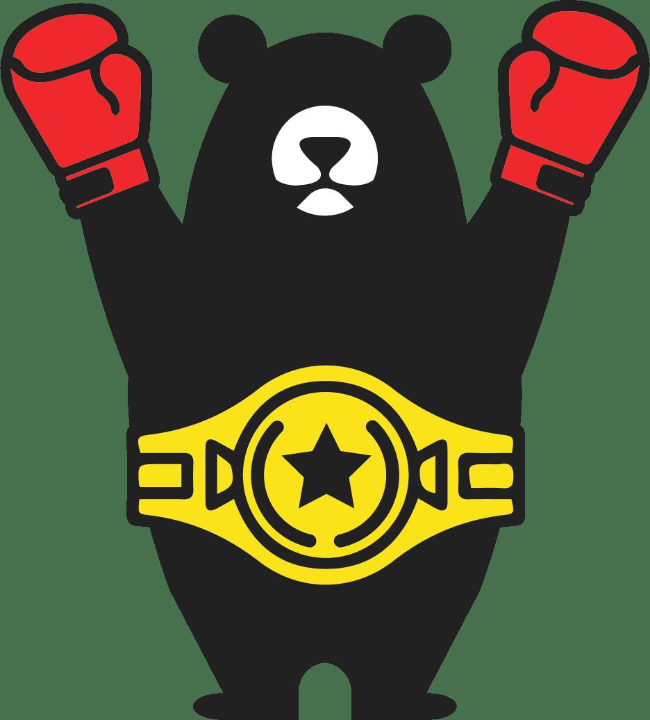 Hey Bear Fighter